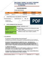PLAN DE NEGOCIO  RESTAURANT JYG.doc