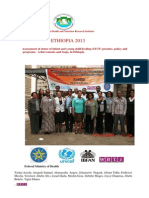 Assesment of Infant and Young Child Feeding(IYCF) Practice.policy and Programs in Ethiopia (2)