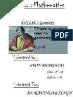 Assignment of Mathematics
