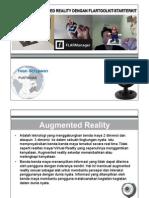 Membuat Augmented Reality dengan Flartoolkit