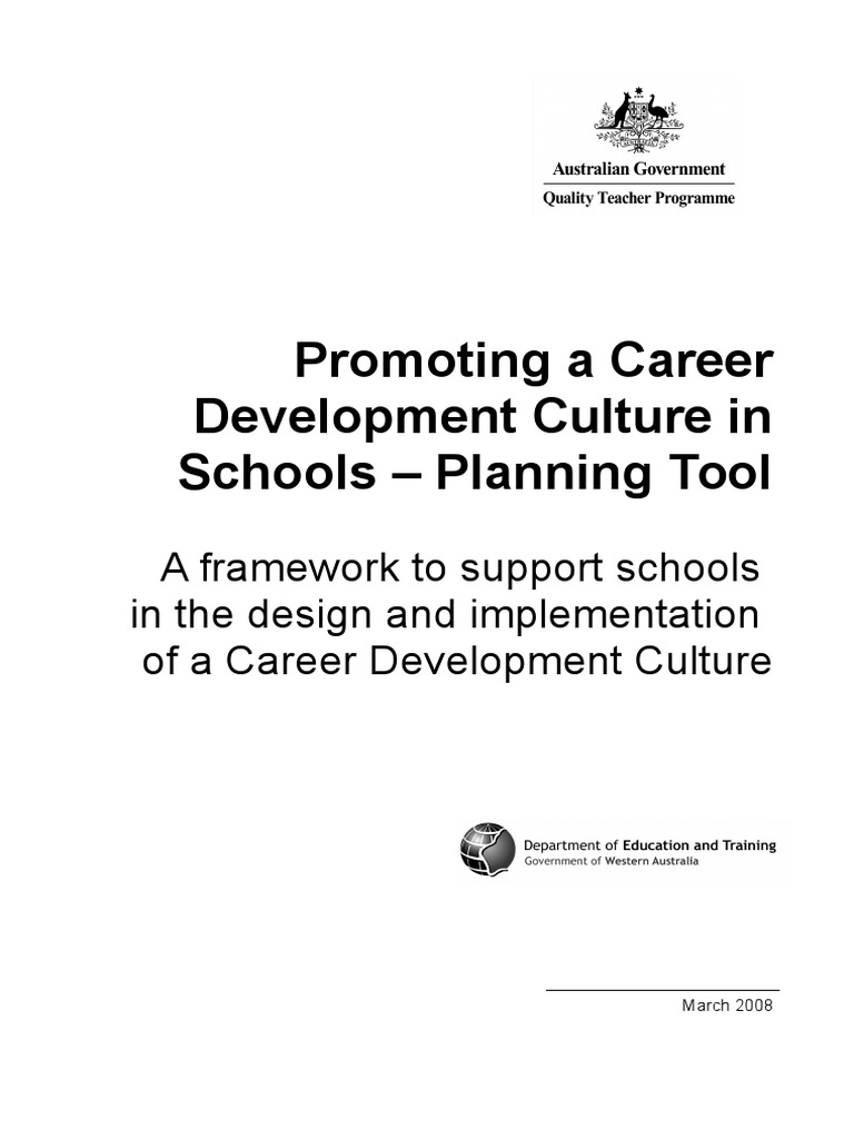 Career planning tool evaluation vocational education malvernweather Gallery