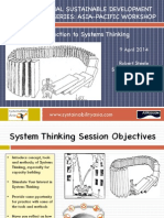 Intro to Systems Thinking