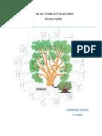 Civilization Final Paper