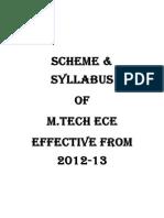 syllabus DCRUST