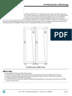 HP 3PAR StoreServ 10000 Storage