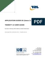 TRANSYT 14 User Guide.pdf
