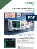 3194 Motor/Harmonic Hitester