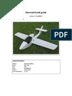 Panduan Membuat Pesawat Gabus