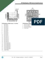 HP BladeSystem c7000 Carrier-Grade Enclosure