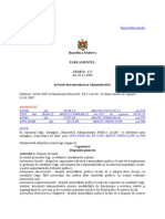 Legea Nr.435 din 28.12.2006 privind descentralizarea administrativă