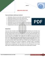07. Modul Analisis Laporan Keuangan - Analisis Arus Kas