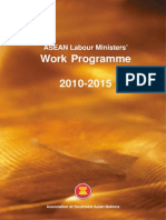 ASEAN Labour Ministers Work Programme 2010-2015 (1st Reprint)