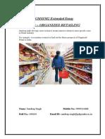 Reviewed Essay Retailing GD Goenka