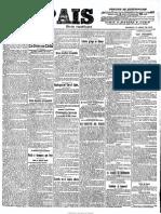 El País (Madrid. 1887). 12-4-1908