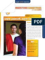 4th Quarter 2014 Cornerstone Connections Lesson 1