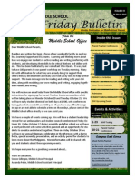 Parent Bulletin Issue 9 SY1415