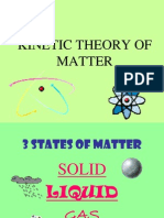 Kinetic Theory of Matter 25217