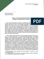 02 Chmielewski, Nowa analiza instytucjonalna. Logika i podstawowe zasady.pdf