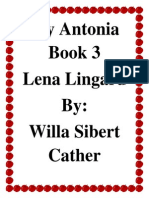 My Antonia Book 3