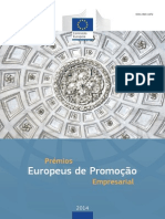 European Enterprise Promotion Awards Compendium 2014 in Portuguese