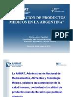 ANMAT - Regulacion Productos Medicos.pdf