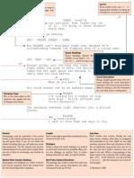 Script Format Guide