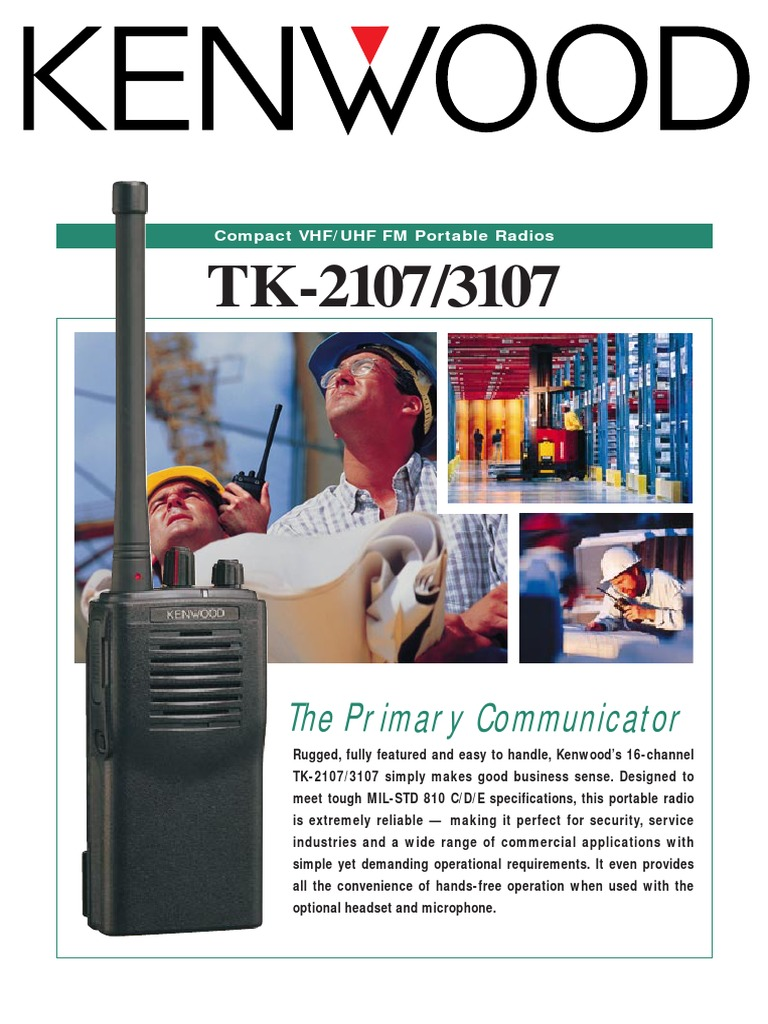 TK-2107-3107.pdf | Battery (Electricity) | Battery Charger