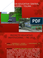 P.E.I CENTRAL.pptx