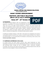 Protocol and Public Relations