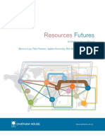 Chatham H Report on Resources Future