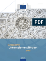 European Enterprise Promotion Awards 2014 in German