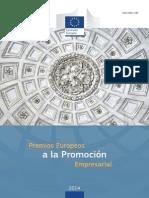 European Enterprise Promotion Awards 2014 in Spanish