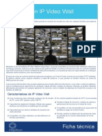 IP Video Wall Datasheet A4.Spanish.Final.pdf