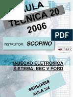 SISTEMA EEC V FORD - SENSORES 03.ppt