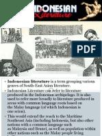 Indonesian Literature