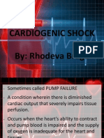 CARDIOGENIC SHOCK2