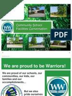 Winton Woods Facilities Presentation