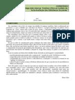 COMENTÁRIO a João Azaruja