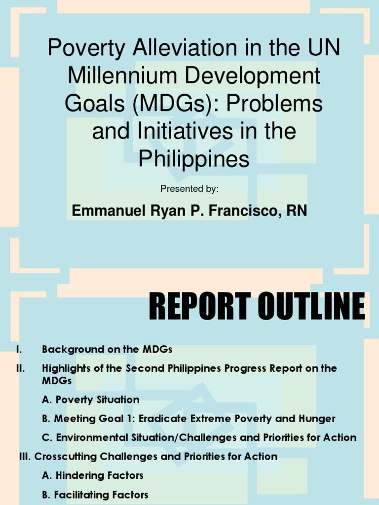 eradicate extreme poverty and hunger progress