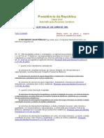 Lei Planos de Saúde - excerto e total Lei 9.656 de 03-06-1998 - em 09-09-2011.doc