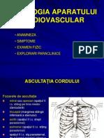 Curs 10 Semiologie Cardio