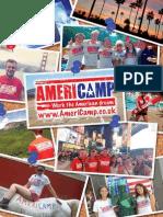 AmeriCamp Brochure