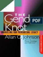gender knot revised ed - johnson allan 1