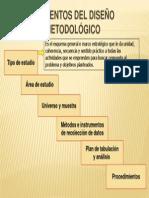 DISEÑO METODOLÓGICO.ppt