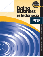 Doing Business in Indonesia 2010