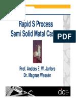8 - Rapid S Process - Anders Jarfors