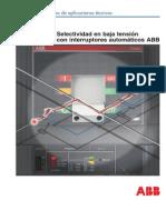 Selectividad en Baja Tensión con interruptores ABB.pdf