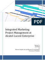 huong vo alcatel-lucent work term report