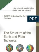 6th Grade- Plate Tectonics