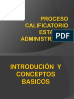 PROCESO CALIFICATORIO ESTATUTO ADMINISTRATIVO  Hospital Curacavi.ppt